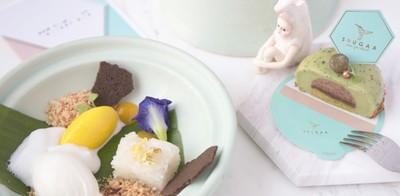 """บาร์ขนมหวานน่ารักสุดมุ้งมิ้งกับเมนูล้ำๆ ที่ """" SHUGAA dessert bar"""" [Ad]"""