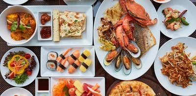 มนต์เสน่ห์ห้องอาหารระดับห้าดาวที่ Rayong Marriott Resort  & Spa [Ad]