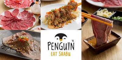 มาหากวิ้นแล้วพุงไม่แตก กวิ้นแจกเบ๊นซ์เลย!! @Penguin Eat Shabu