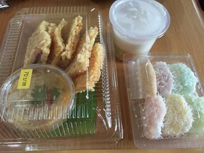 ร้านอาหาร หวานละมุน กลางเวียง-เมืองเก่า(คูเมืองชั้นใน)
