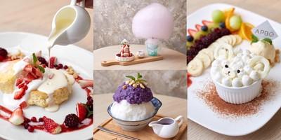 """หวานละมุนละไมแบบไม่รู้สึกผิด ที่  """"APBO Fruit Dessert Cafe"""""""