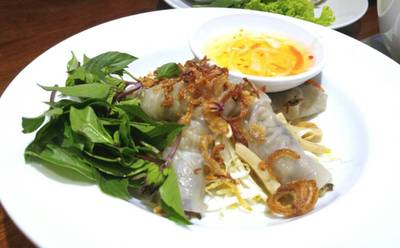 ข้าวเกรียบปากหม้อ ที่ ร้านอาหาร Food Loft Central Lardprao CentralPlaza Ladprao (เซ็นทรัลพลาซา ลาดพร้าว)