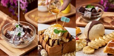 พิสูจน์ความฟินของขนมหวานที่ยิ่งกินยิ่งไม่อยากหยุด ที่ Le Chalet