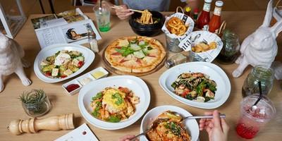 เติมความสุขกับคาเฟ่มีสไตล์เมนูอาหารสร้างสรรค์ที่ Café Kantary Bangsaen