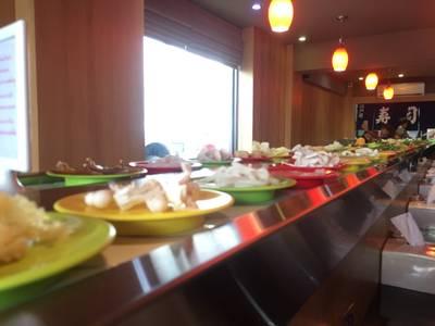 ชาบู บุฟเฟ่ต์ ที่ ร้านอาหาร Wasabi Shabu