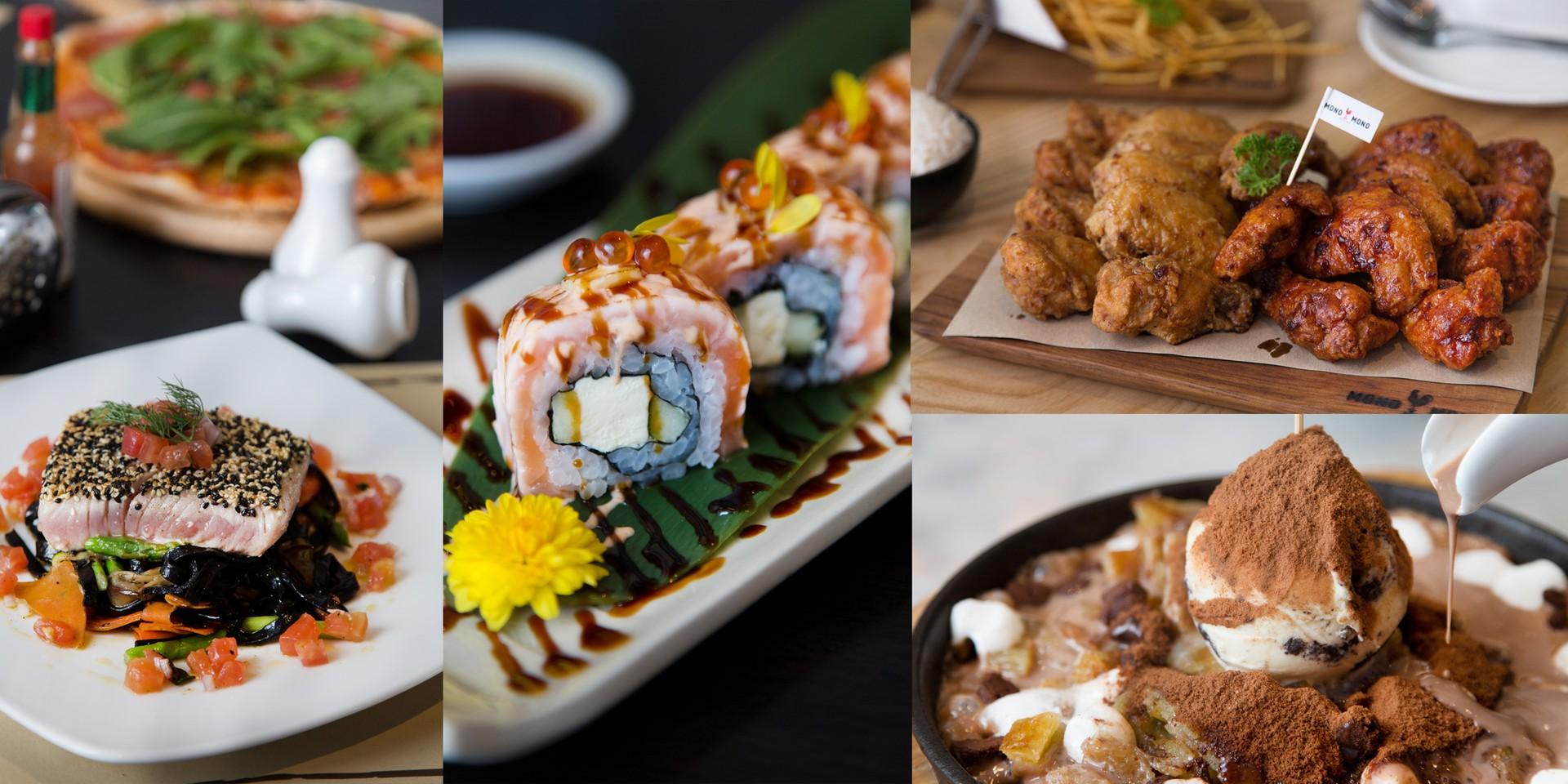 เปิดกระเพาะที่สาม! สนองความอยากอาหารให้ถึงที่สุด! ที่ Zeatery @ Zpell