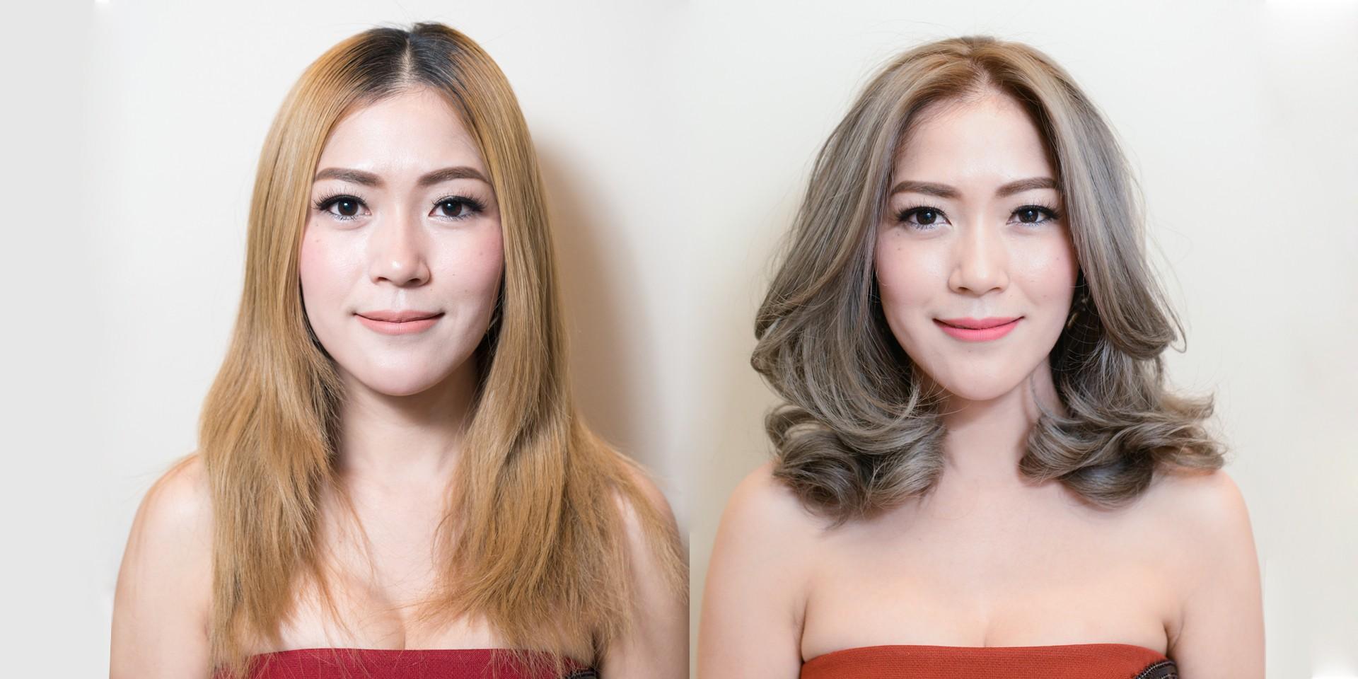 ชวนไปทำผมสี Ash Brown เพิ่มลุคสวยหรูที่ The Hair Care Professional