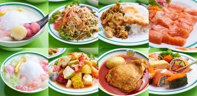 ศูนย์อาหารรักสิ่งแวดล้อม เริ่มต้นเพียง 20 บาท! @Happyland Food Center