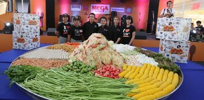 ปักหมุดมหากาพย์งานกิน จัดเต็มแบบสุดๆ กับเทศกาลอาหาร ที่ เมกาบางนา
