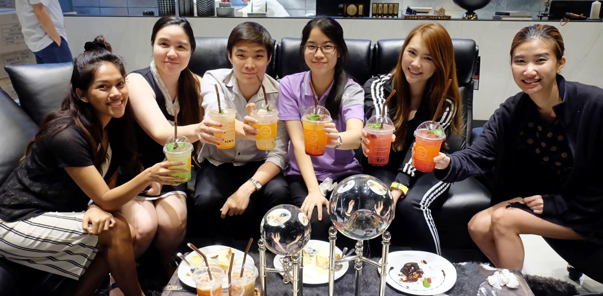 Wongnai Tasting พาไปจิบกาแฟชิลๆในร้านเฟอร์นิเจอร์สุดหรู Zedere de cafe
