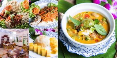 """ตามรอยคุณชาย! ชมวิวทะเลในร้านอาหารไทยบรรยากาศโรแมนติก """"บ้านพันวา"""""""