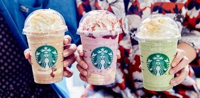 """ชวนลอง! 3 เมนูใหม่แสนเย้ายวนของ """"Starbucks"""" ต้อนรับเทศกาลลด 50%"""