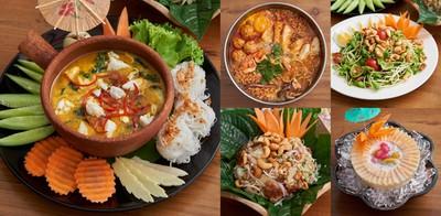 """หลากเมนูอาหารไทย รสชาติที่ทุกคนต่างปรารถนา ที่ """"ครัวพรรวา"""""""