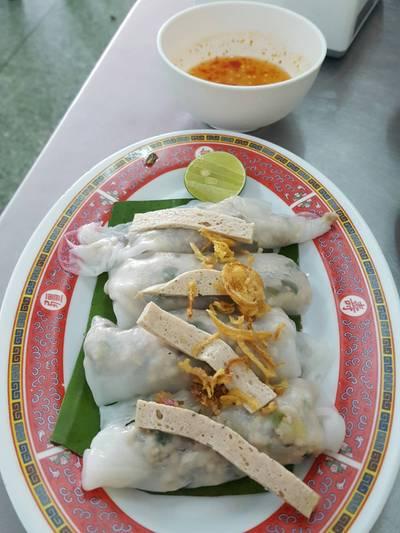 ปากหม้อญวน ที่ ร้านอาหาร My One Vietnam Food ศรีราชา