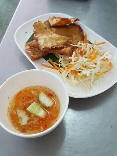 กุ้งกระเบื้อง ที่ ร้านอาหาร My One Vietnam Food ศรีราชา