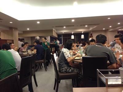 ร้านอาหาร สมบูรณ์โภชนา รัชดา
