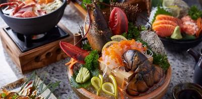 เกินคำว่าฟิน! แซลมอนหนา ล็อบสเตอร์ยักษ์ จัดหนักถึงใจที่ Kenzou sushi
