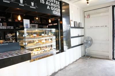 ร้านอาหาร Think Cafe @ THE BLOC เดอะบล็อค (The Bloc ราชพฤกษ์)