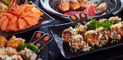 สดและพรีเมียม! จนต้องอ้าปากค้าง @Tenjo Sushi & Yakiniku Premium Buffet