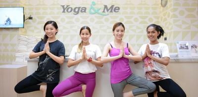 Wongnai Beauty พาสาววงในสายสุขภาพมายืดเส้นยืดสายกับโยคะร้อนที่ Yoga&Me