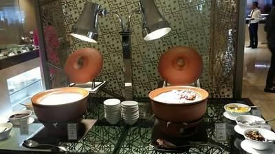 บรรยากาศร้าน • โซนขนมหวานไทย ที่ ร้านอาหาร Espresso โรงแรมอินเตอร์คอนติเนนตัล