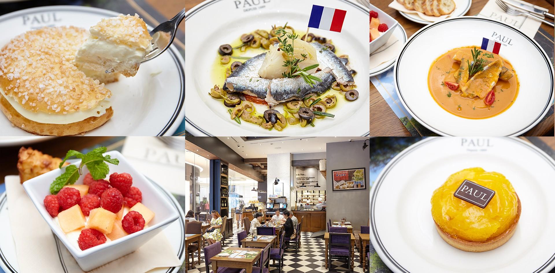 ลุ้นเที่ยวฝรั่งเศสฟรีถึง 4 ท่าน! เพียงแค่แวะทานอาหารที่Paul ครบ1,500.-