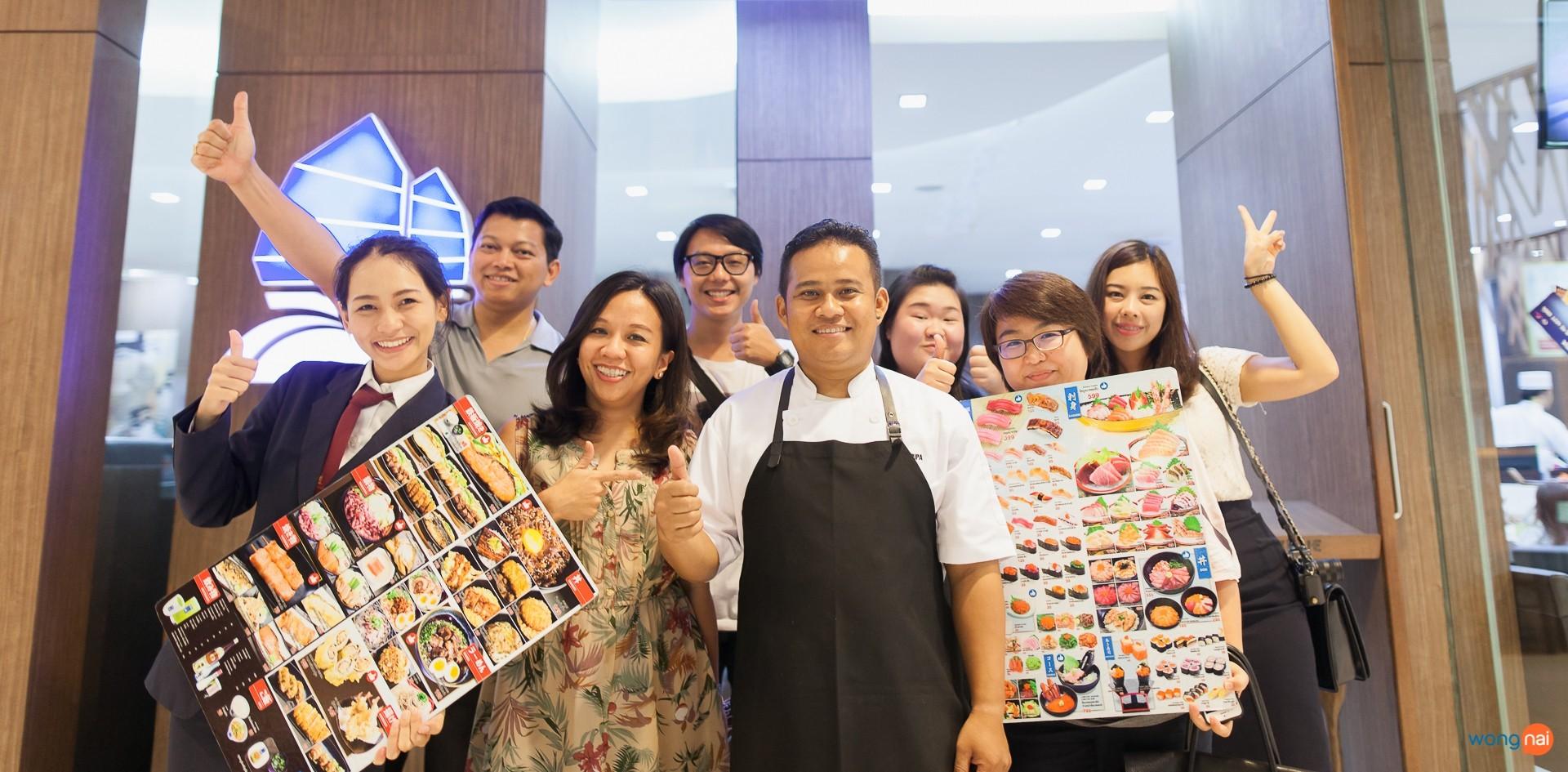 Wongnai Tasting x Kobune กินอิ่มอย่างจุใจกับอาหารญี่ปุ่นหลากหลายเมนู!