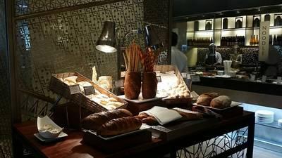 บรรยากาศร้าน • ขนมปัง ที่ ร้านอาหาร Espresso โรงแรมอินเตอร์คอนติเนนตัล