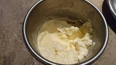 ไอศกรีมละลายมาก จนตักแล้วไม่เป็นก้อน ที่ ร้านอาหาร One Rachada World Restaurant โรงแรมแกรนด์เมอร์เคียวฟอร์จูน