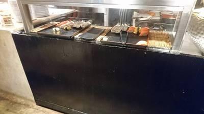 ไลน์อาหารญี่ปุ่น ที่ ร้านอาหาร One Rachada World Restaurant โรงแรมแกรนด์เมอร์เคียวฟอร์จูน