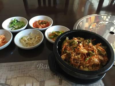 ร้านอาหาร บ้านกิมจิ