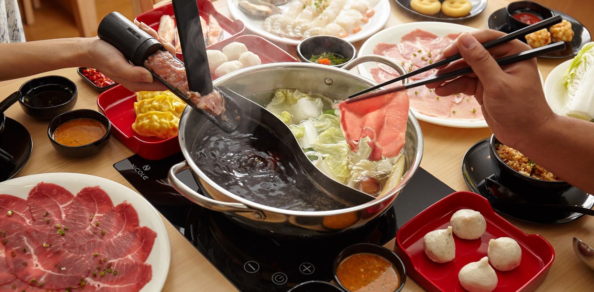 สยบราบทุกความหิวโหย! กินได้ไม่อั้น เพียง 349 บาท! ที่ Kanzen Shabu