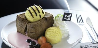"""คาเฟ่เก๋ลึกลับใจกลางสยาม! อิ่มครบคาวหวานในที่เดียว """"HYDE Cafe"""""""