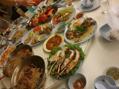 ร้านอาหาร ศรทองโภชนา พระราม 4