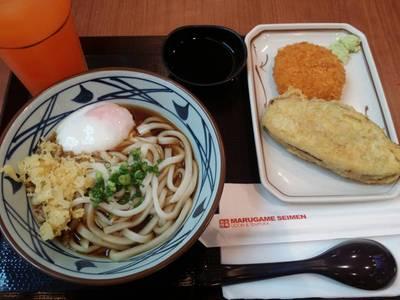 ร้านอาหาร Marugame Seimen (มารุกาเมะ เซเมง) เดอะ พรอมานาด