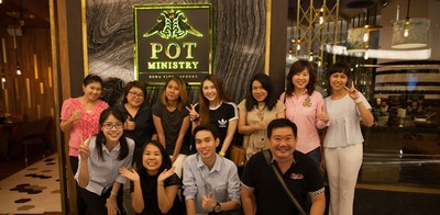 Wongnai Tasting x POT Ministry ท้าชาววงในให้ลองสารพัดข้าวอบสุดอลังการ!