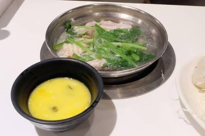ชาบู ที่ ร้านอาหาร OK SHABU SHABU