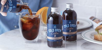 หอมเข้มทุกหยดกับกาแฟ Cold Brew ที่จุดขาย Bluecup ในร้าน S&P