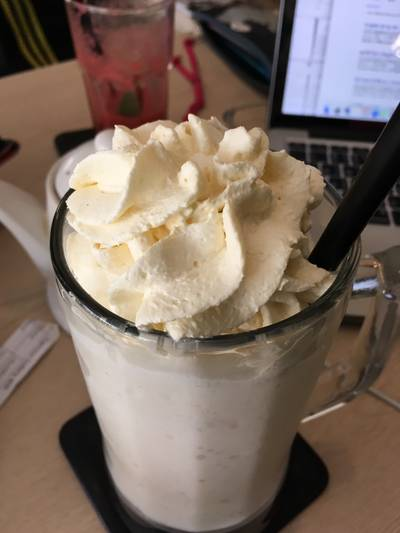 Milk Shake ที่ ร้านอาหาร Espresso Gallery ลาดพร้าว