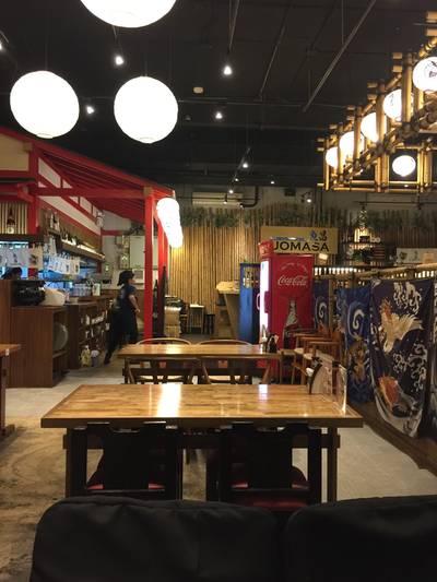 บรรยากาศร้าน ที่ ร้านอาหาร Uomasa ทองหล่อ