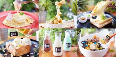 ร้านนมขวัญใจเด็ก ม.บูรพา MiLuKu mon มิรุคุ-ม่อน Milk Cafe บางแสน