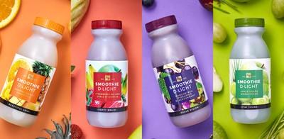 เปิดฝาความฟิน! Smoothie D-light สมูธตีผลไม้ 4 รสชาติใหม่จาก S&P