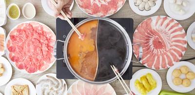 ซุปมันกุ้งฟินเต็มคำ ซุปหมึกน้ำดำท้าให้ลอง ที่ ชาบูนางใน ชลบุรี