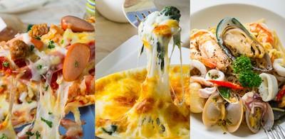 Pizza Giardino สวรรค์ของคนรักพิซซ่าแป้งบาง และ อาหารอิตาเลียนแบบโฮมเมด