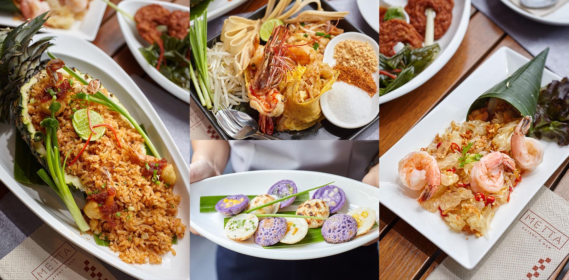 ลิ้มรสอาหารไทยดั้งเดิม เคล้าบรรยากาศตะวันตก ที่ METTA EATERY AND BAR