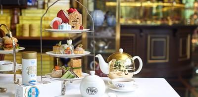 """TWG TEA เสิร์ฟความสุขด้วยโปรโมชั่นสุดพิเศษ """"Haute Couture Tea Set"""""""