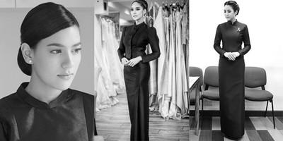 รวมชุดไทยสีดำที่ดาราใส่ ยุคไหน ทรงอะไรมาดูกัน