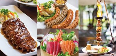 ฟินจนกรามค้าง 'หลานตาชู' อาหารยุโรปผสมผสานอาหารไทย ที่แรกในพัทลุง
