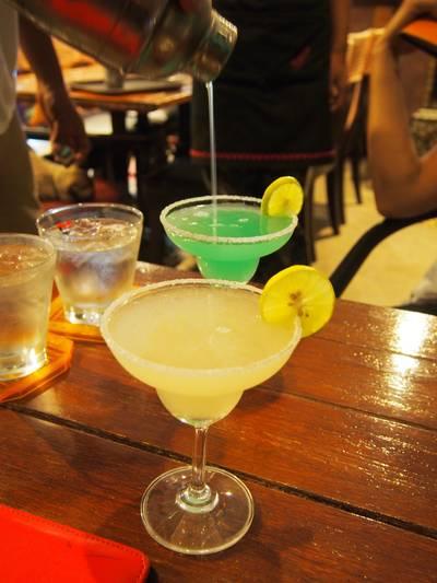 Cocktails..., ที่ ร้านอาหาร สำรับ กับข้าว Riverside Chainat