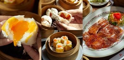 สาวกอาหารจีนบริหารมือให้พร้อม! ทั้งคีบติ่มซำบิเปาลาวา@The Tropical Max